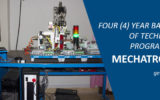 Apply For A Four Year Bachelor Of Technology Programme In Mechatronics